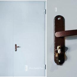 Входные двери - Тамбурная дверь металлическая входная, 0
