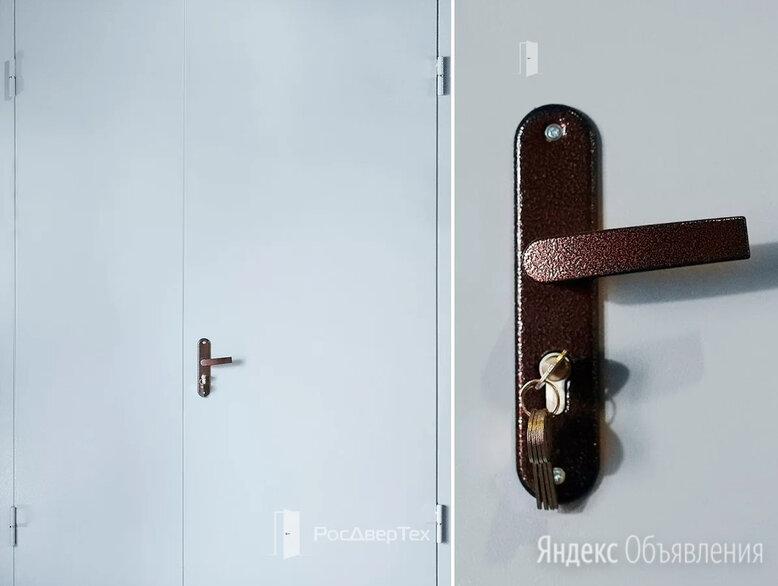 Тамбурная дверь металлическая входная по цене 17000₽ - Входные двери, фото 0