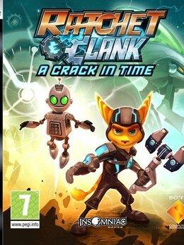 Игры для приставок и ПК - Видеоигра Ratchet And Clank A Crack In Time (PS3), 0