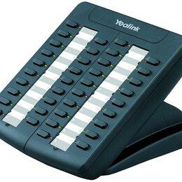Системные телефоны -  Модуль расширения Yealink EXP38 - новый, 0
