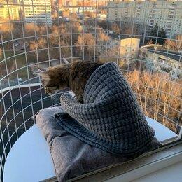 """Когтеточки и комплексы  - """"Кошка дом"""" - ВСЕСЕЗОННЫЙ балкончик антикошка Katfreedom, 0"""