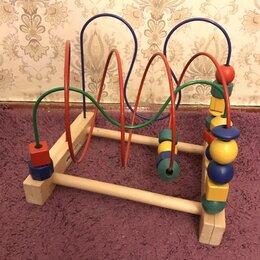 Развивающие игрушки - Лабиринт мула икеа , 0