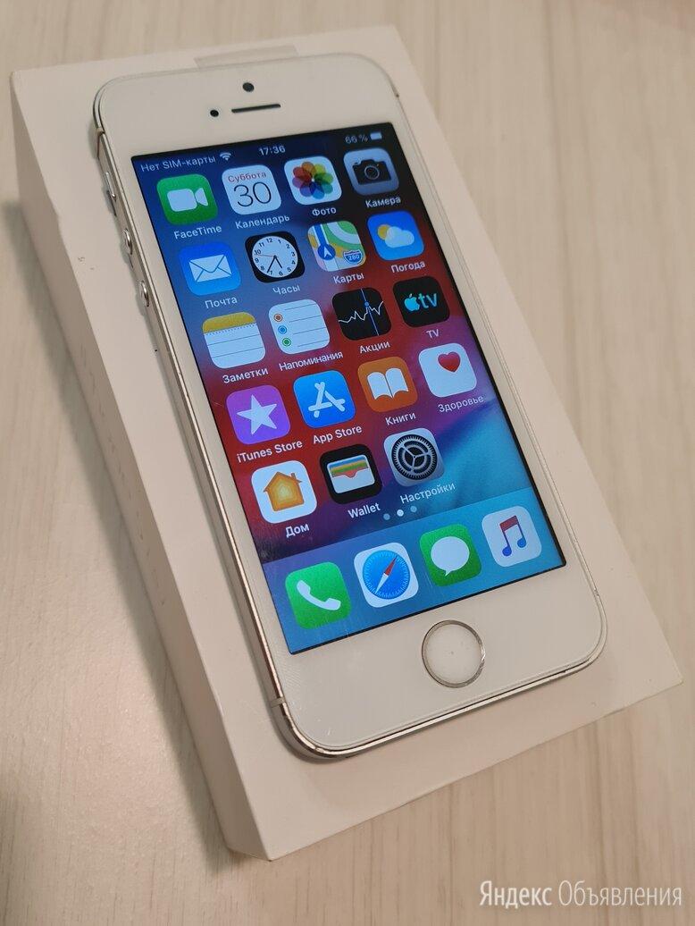 iPhone 5s, 16 гб по цене 5000₽ - Мобильные телефоны, фото 0
