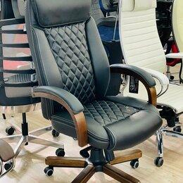 Компьютерные кресла - Кресло руководителя T-9924WALNUT, 0