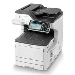 Принтеры и МФУ - МФУ OKI MC853DN новый А3, 0