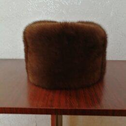 Головные уборы - Зимняя мужская шапка, 0
