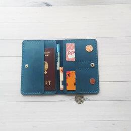 Обложки для документов - Обложка для паспорта, 0