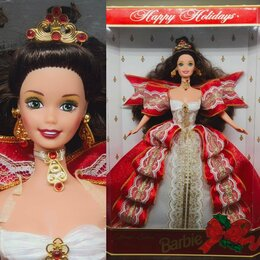 Куклы и пупсы - Барби Holiday 1997 год, 0