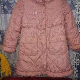 Куртки и пуховики - Пальто на девочку, 0