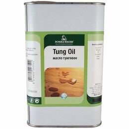 Масла и воск - Тунговое масло для дерева, игрушек, дерев.посуды, 0