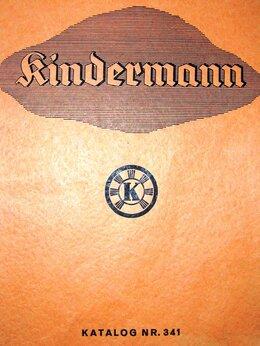 Словари, справочники, энциклопедии - Фото Каталог Германия KINDERMANN & CO МАШИНЫ И…, 0