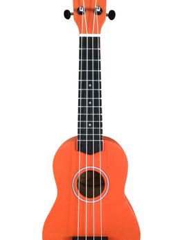 Укулеле - VESTON KUS 15OR Укулеле сопрано, оранжевая, 0