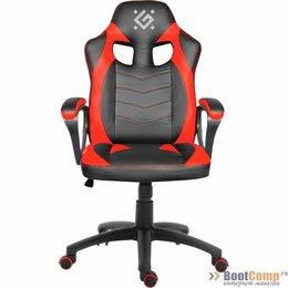 Компьютерные кресла - Игровое кресло Defender SkyLine чёрный/красный, 0