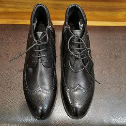 Ботинки - Кожаные ботинки Pierre Cardin, 0