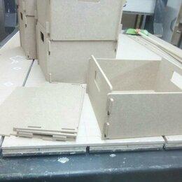 Корзины, коробки и контейнеры - Ящики хозяйственные, 0