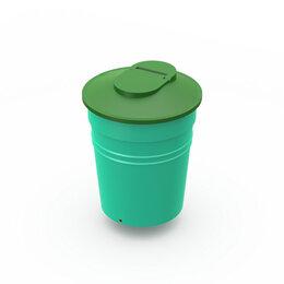 Бочки - Бак дачный 400 литров, 0