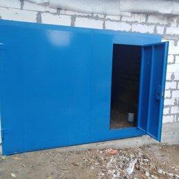 Дизайн, изготовление и реставрация товаров - Гаражные ворота в тверь конаково кимры, 0