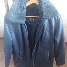 Одежда - Куртка- бушлат кож. , 0