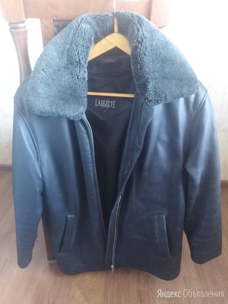 Куртка- бушлат кож.  по цене 1500₽ - Одежда, фото 0