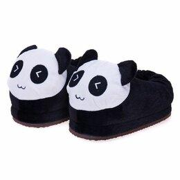 Шлепанцы - Тапки Панда S, 0