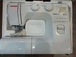 Оверлоки и распошивальные машины - Швейная машина Janome Juno 523, 0