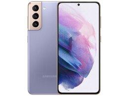 Мобильные телефоны - Samsung Galaxy S21 5G 8/256 Violet (Snap)  NEW, 0