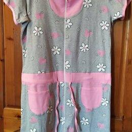 Домашняя одежда - Халатик женский новый -трикотаж, 0