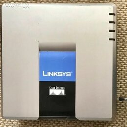 Зарядные устройства и адаптеры - Телефонный адаптер CISCO PHONE ADAPTER WITH…, 0