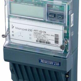 Счётчики электроэнергии - Счетчик Меркурий 230 ART-02 pqcsigdn 10-100А, 0