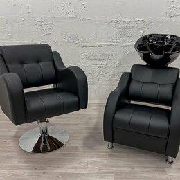Принадлежности для парикмахерских - Парикмахерское кресло, 0