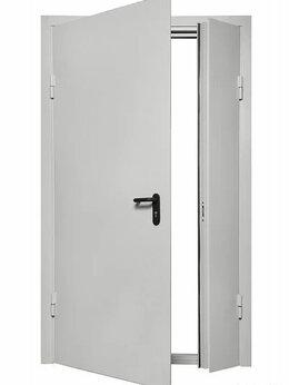 Входные двери - Двери Технические и Противопожарные Д-051, 0