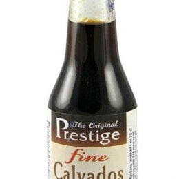 Ингредиенты для приготовления напитков - Эссенция PRESTIGE Calvados Яблочный Бренди, 20 мл, 0