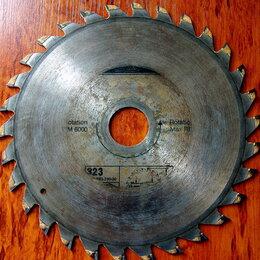 """Для дисковых пил - Диск циркулярный """"Sandvik"""" 34х230х4 мм, 0"""