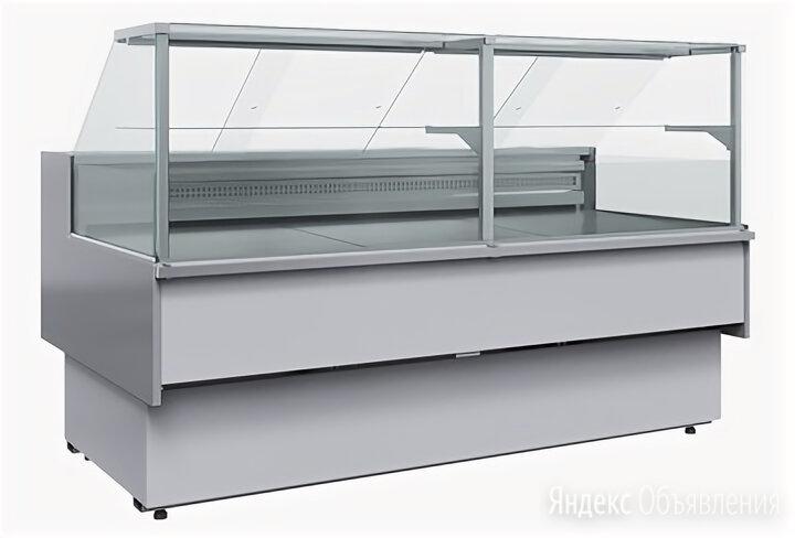 Холодильная витрина Полюс Carboma Bavaria 2 GC110 SM 2,0-1 по цене 67920₽ - Холодильные витрины, фото 0
