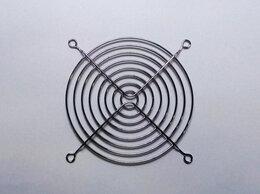 Кулеры и системы охлаждения - Решетка вентилятора (гриль) 120мм, 0