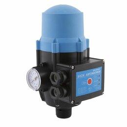 Комплектующие водоснабжения - Блок автоматики ДЖИЛЕКС 90010, 0