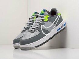 Кроссовки и кеды - Кроссовки Nike Air Force 1 Low React, 0
