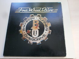 Виниловые пластинки - BACHMAN TURNER OVERDRIVE  FOUR WHEEL DRIVE LP…, 0
