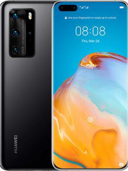 Мобильные телефоны - Huawei P40 Pro 8/256Gb черный ELS-NX9 ЕАС, 0