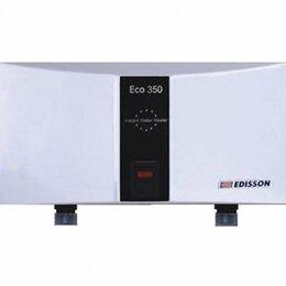 Водонагреватели - НОВЫЙ Водонагреватель Edisson Eco 350 (комби)…, 0