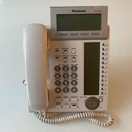 Системные телефоны - Panasonic KX-NT366 - IP-телефон. Белый, в наличии., 0