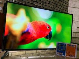 """Телевизоры - Новый большой телевизор 50"""" Smart+Wi-Fi-TV,креплен, 0"""