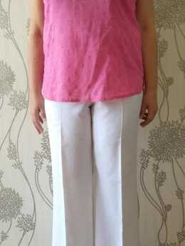 Блузки и кофточки - Ярко-розовая туника Германия раз.48-50, 0