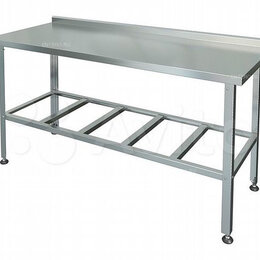 Прочее оборудование - Стол из нержавеющей стали / Стол производственный, 0
