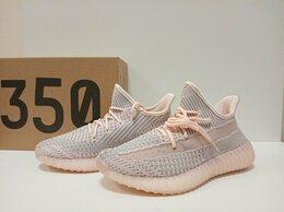 Кроссовки и кеды - Кроссовки летние Adidas Yeezy Boost 350, 0
