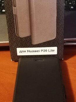 Чехлы - Чехол книжка  Huawei p20lite, 0