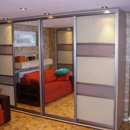 Шкафы, стенки, гарнитуры - Шкаф купе на заказ #107, 0