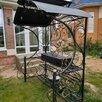 Кованый мангал с крышей по цене 60000₽ - Грили, мангалы, коптильни, фото 1