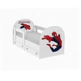 """Кроватки - Кровать детская односпальная """"Спайдермен"""", 0"""