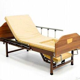 Устройства, приборы и аксессуары для здоровья - Медицинская кровать для лежачих больных То что нужно, 0